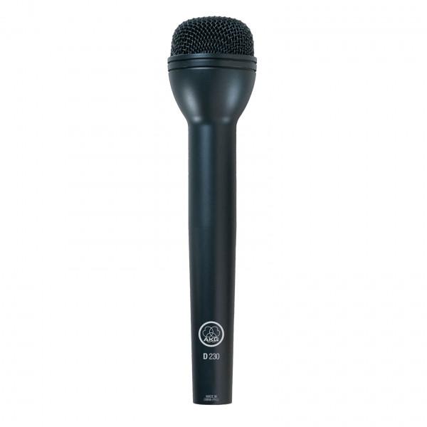 AKG D230 ReporterMikrofon