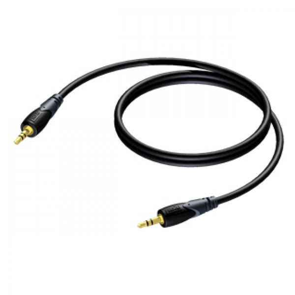 Procab CLA716 Classic 3.5mm kabel 3m
