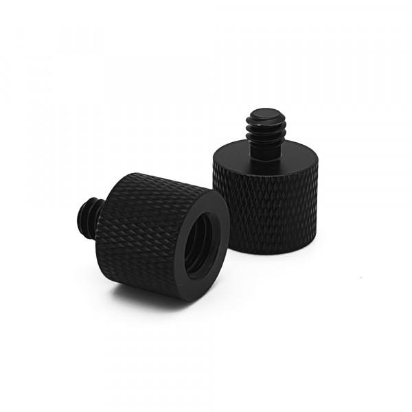Schraubenadapter 3/8 inch bis 1/4 inch