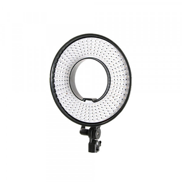 Falcon Eyes zweifarbige LED-Ringlampe DVR-300DVC bei 230V - dimmbar