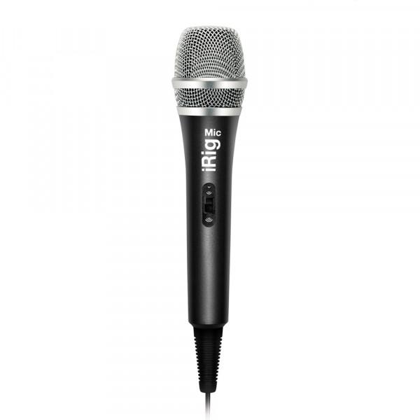 IK iRig Mic, Mikrofon für Smartphone / Tablet