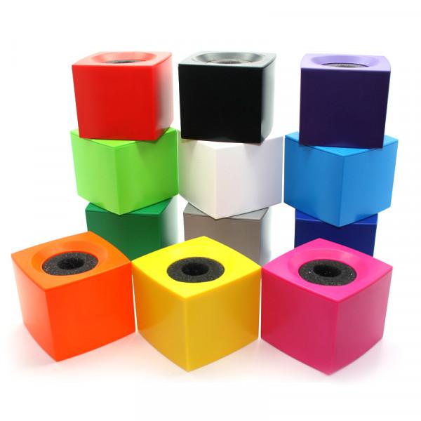 Mikrofonwürfel kubus unbedruckt