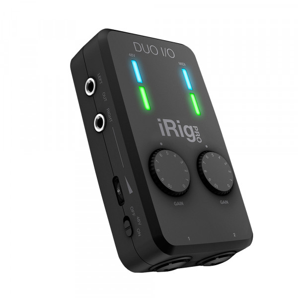 iRig Pro Duo I/O Mobiles Audio-Interface