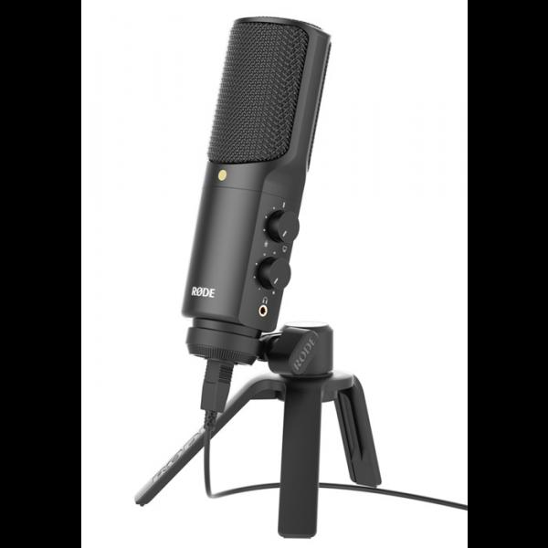 RODE NT-USB studio microfoon