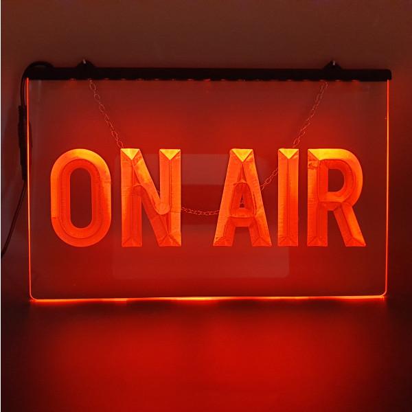 EM On air sign/lamp budget
