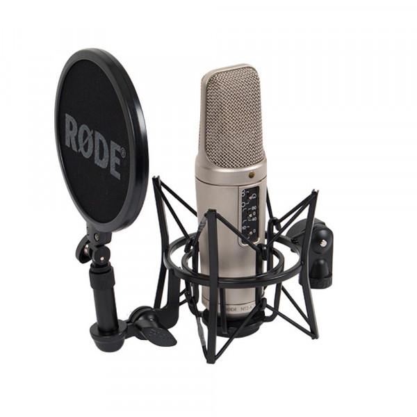 RODE NT2 A Großkapsel-Studiomikrofon