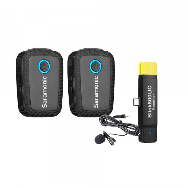 Saramonic Blink 500 B6 (Android/Mac/Windows mit USB-Typ-C-Anschluss)