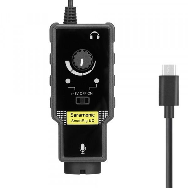 Saramonic Mikrofonadapter SmartRig UC