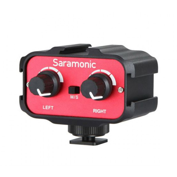 Saramonic Universele Audio Adapter SR-AX100
