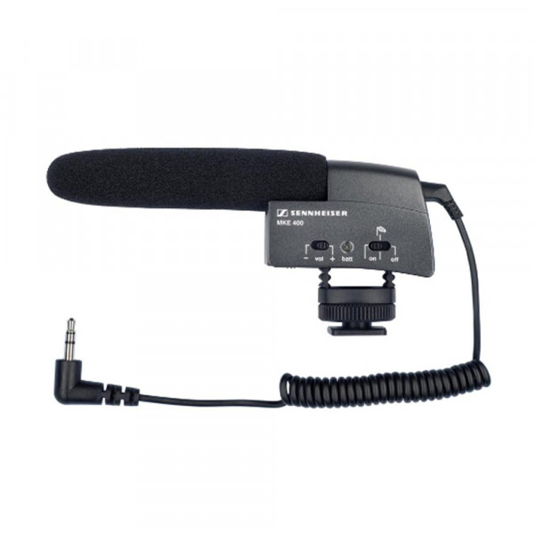 Sennheiser MKE400 Mikrofon