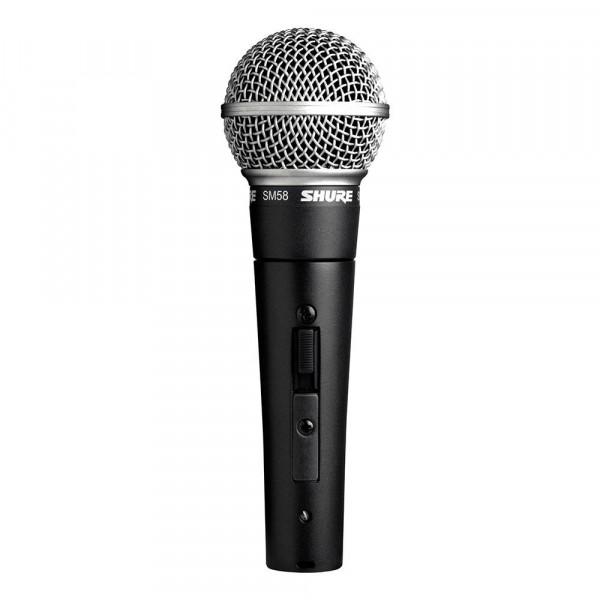 Shure SM58 LC Gesangsmikrofon