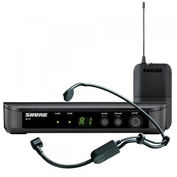 Shure BLX14E/P31-K14 (614-638 MHz) drahtloses Headset