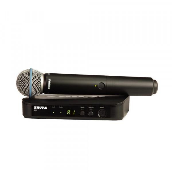 Shure BLX24E/B58 K14 (614-638 MHz) handheld Drahtlos