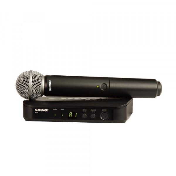 Shure BLX24E/SM58 K14 (614-638 MHz) handheld Drahtlos