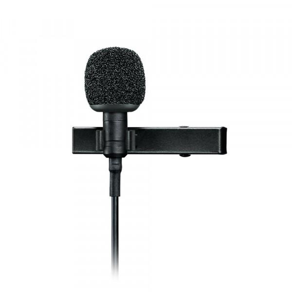 Shure MOTIV MVL Lavalier Mikrofon für Smartphone / Tablet
