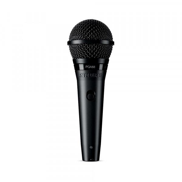 Shure PGA58 Gesangsmikrofon