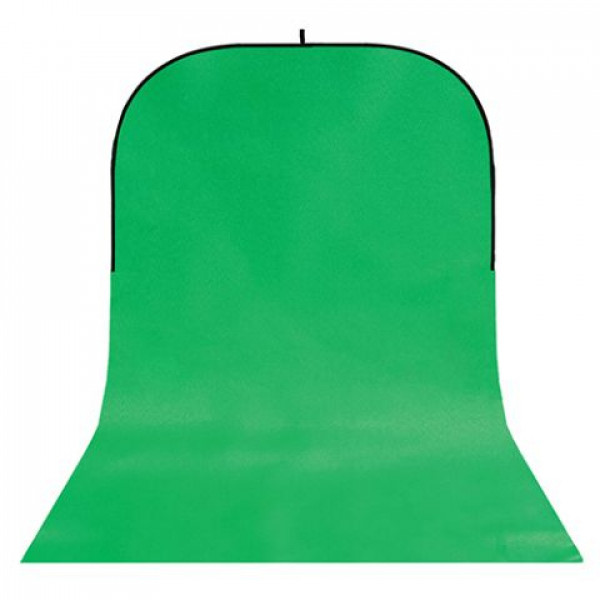 StudioKing Hintergrundkarte BBT-10 Chroma Green 400x150cm