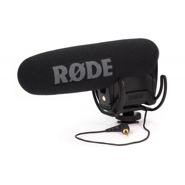 RODE VideoMic Pro Rycote camera Richtrohr Mikrofon