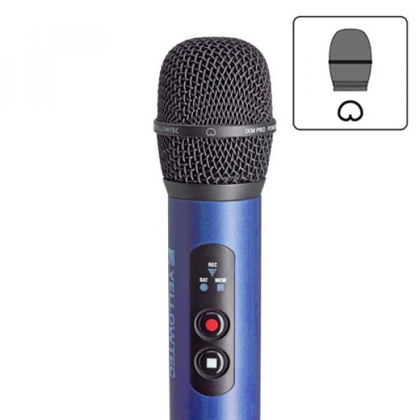 YT5080 iXm Podcaster mit Yellowtec PRO Cardioid Mikrofonkopf