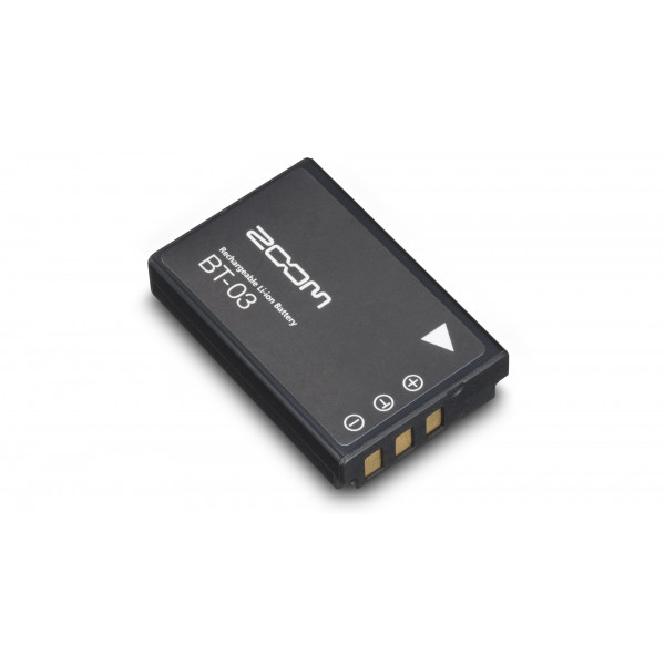 ZOOM BT-03 oplaadbare batterij voor Q8 Handy Video Recorder