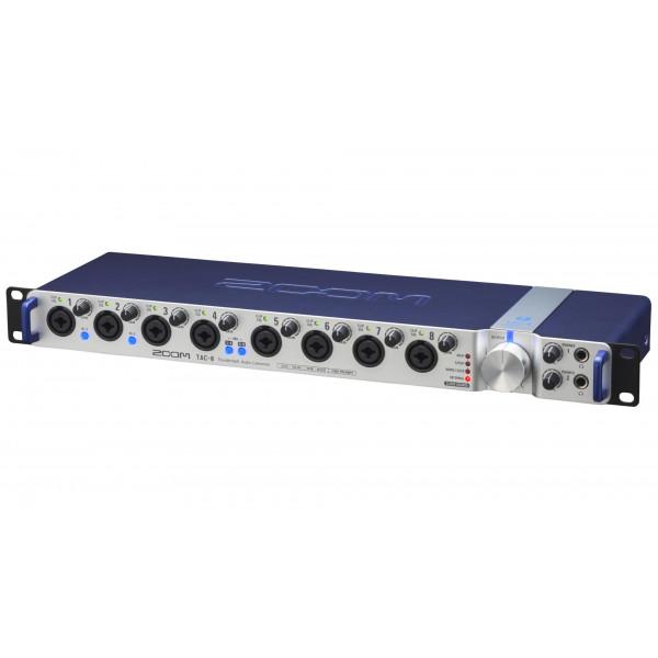 ZOOM TAC-8 audio interface