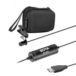 BOYA Lavalier Mikrofon BY-DM2 für Android