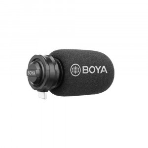 BOYA BY-DM100 Digitales Richtrohrmikrofon für Android USB-C