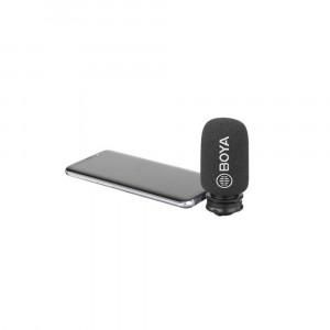 BOYA BY-DM100 Digitales Richtrohrmikrofon für Android USB-C NICHT AUF LAGER