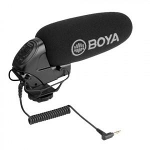 BOYA BY-BM3032 Videokamera Richtrohr Mikrofon