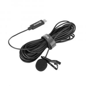 BOYA BY-M3 Ansteck Mikrofon für USB-C