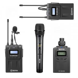 BOYA SET: RX8 Pro + 2 Sender