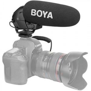 BOYA BY-BM3031 Kondensator Richtrohr Mikrofon