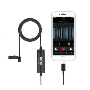 BOYA BY-DM1 Lavaliermikrofon für iOS