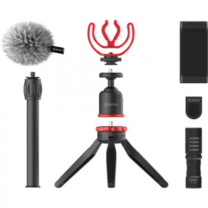 BOYA BY-VG330 smartphone video set