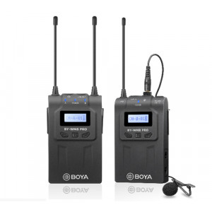 BOYA UHF BY-WM8 Pro-K1 Duo Lavalier Mikrofon Wireless