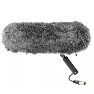 Boya windkap met anti shock microfoon-montering BY-WS1000