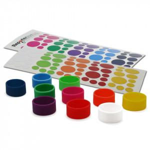 Farbige Codierungsringe(L) für Drahtlose Mikrofone