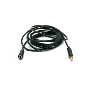 EM-C2 3,5mm 4-pin verleng kabel