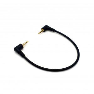 EM-C3 Patchkabel vergoldet (3,5 mm TRRS)