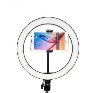Zweifarbige LED-Ringlampe EM-RL1 mit oder ohne Stativ