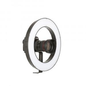 Falcon Eyes DVR-384DVC 2-farbige LED-Ringlampe Dimmbarer auf 230 V