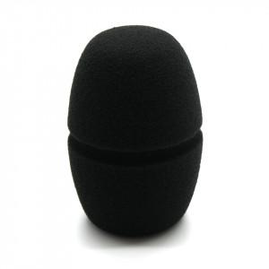 FC1806 schwarzer Flockschicht