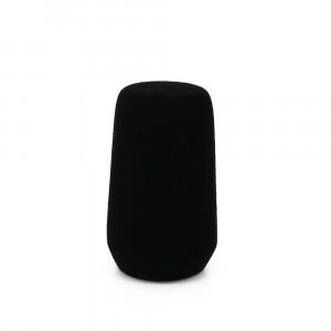 FC4101 Richtrohr schwarz Beflockt