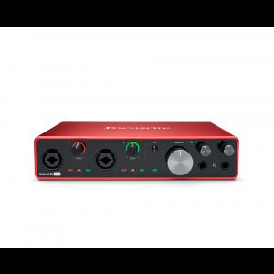 Focusrite Scarlett 8i6 USB audio Interface (3rd gen)
