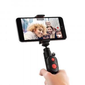 IK Multimedia iKlip GO selfie stick met bluetooth-sluiter