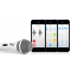 IK iRig Voice Mikrofon