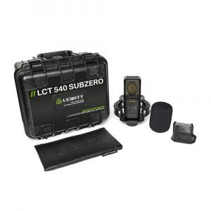 Lewitt LCT540 Subzero Kondensator-Studiomikrofon
