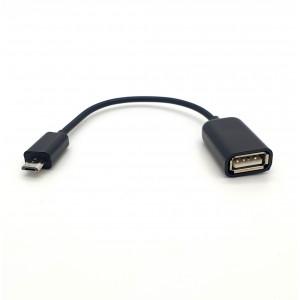 Micro zu USB-A Adapterkabel