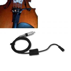 Microvox Mikrofon Swan Neck