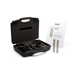NT55 matched pair ambience condensator microphone set